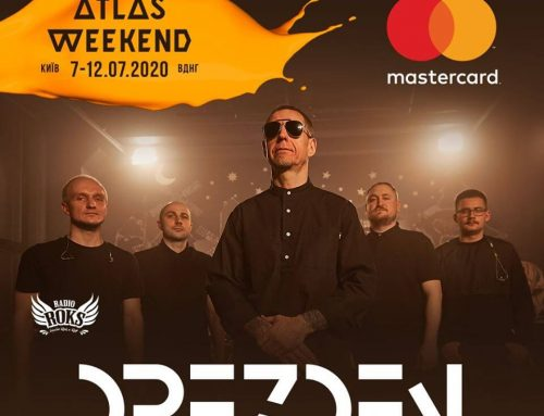 DREZDEN выступит на ATLAS WEEKEND 2020