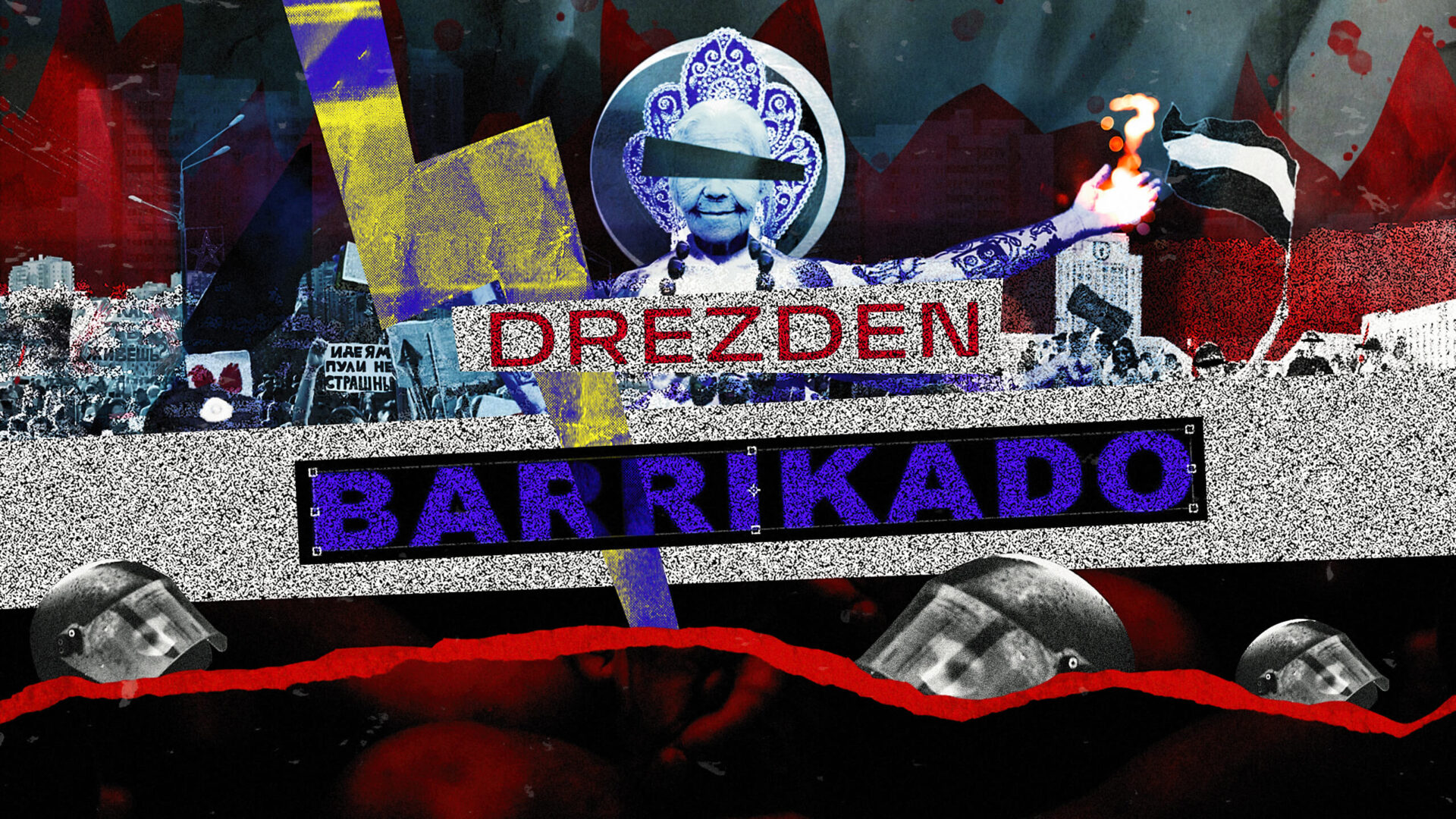 Drezden - Barrikado